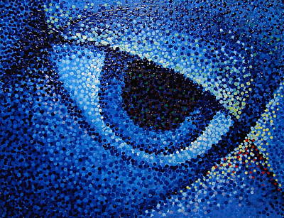 Painting - Eye  by Alena Nikifarava