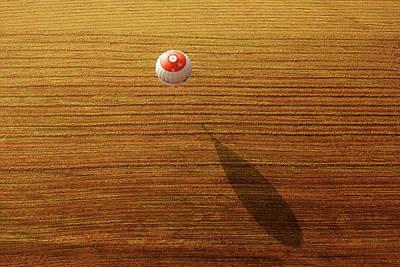 Flying Photograph - Eye by Ash Vain