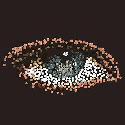 Digital Art - Eye Candy by R  Allen Swezey