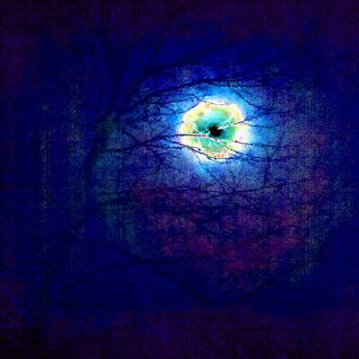 Photograph - Eye In The Sky  by Marianne Dow