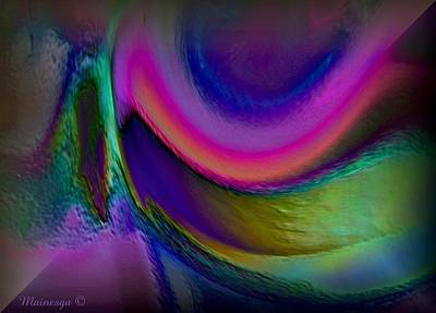 Digital Art - Eye Of The Beholder by Ines Garay-Colomba