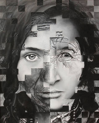 Eye Of The Beholder Art Print by Pam Raney