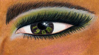 Eye Of The Beholder Series- 1908 Art Print
