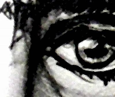 Eye Of The Soul Art Print