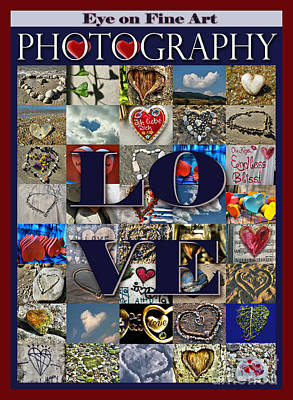 Photograph - Eye On Fine Art Photography Magazine Cover by Daliana Pacuraru
