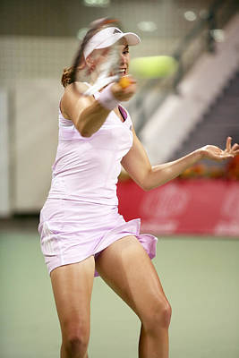 Eye On The Ball Art Print