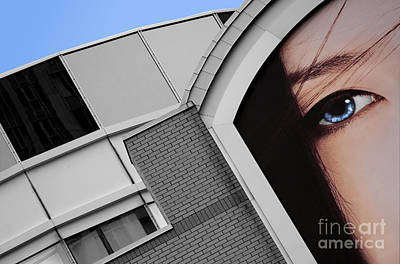 Photograph - Eye On The City by Gerda Grice
