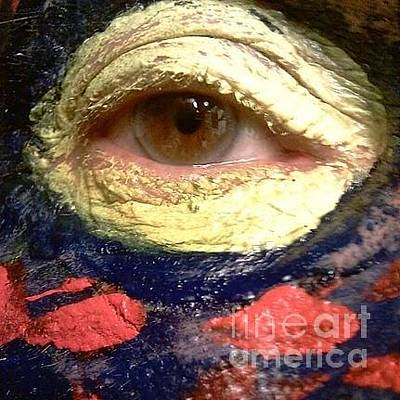 Photograph - Eye See Colors by Michael Hoard