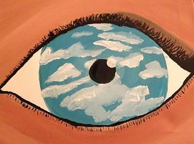 Eye Sky  Original by Oasis Tone