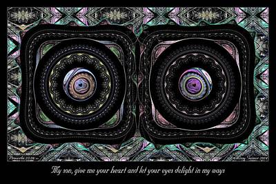 Digital Art - Eyes Delight by Missy Gainer