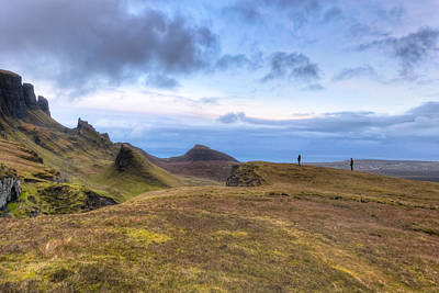 Skye Photograph - Eyes On The Horizon - Isle Of Skye by Mark E Tisdale
