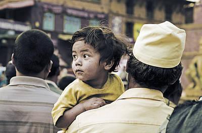 Photograph - Eyes Wide Open by Valerie Rosen