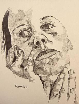 Sketch For Eyes Wide Shut Original