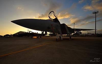 F-15c Eagle Photograph - F-15 Eagle by Noah Cole