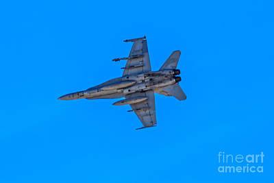 Photograph - F-35 Lightning Jet by Robert Bales