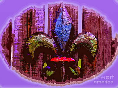 Painting - F D L Forever by Saundra Myles