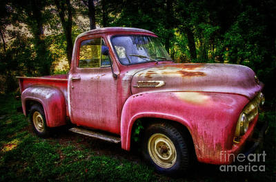 Photograph - F100 by Debra Fedchin