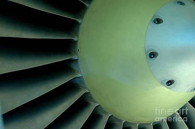Jet Star Photograph - F4 Phanton Intake  by Micah May