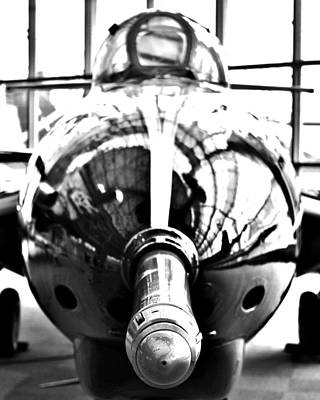 Photograph - F9 Cougar by Benjamin Yeager