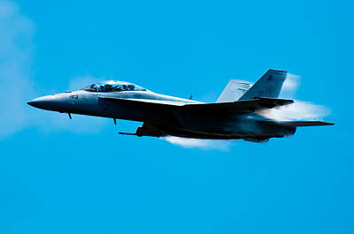 Photograph - Fa 18 Super Hornet by Chris McKenna