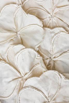 Fabric Pattern Art Print