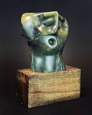 Homedecor Sculpture - Fabulas Songs by Mark M  Mellon