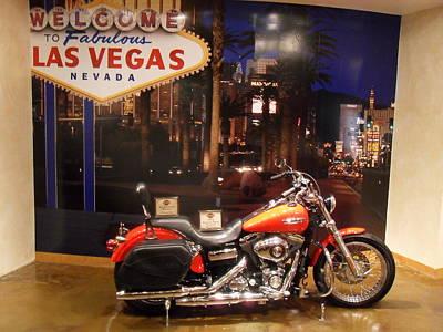 Fabulous Las Vegas Art Print