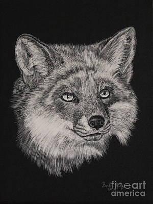 Fabulous Mr. Fox Art Print