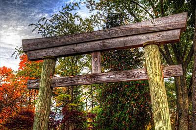 Photograph - Fabyan Japanese Gardens II by Roger Passman