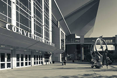 Omaha Photograph - Facade Of The Centurylink Center Omaha by Panoramic Images