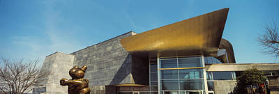 Museum Of Modern Arts Photograph - Facade Of The Hunter Museum Of American by Panoramic Images