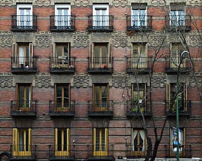 Photograph - Facade by Pablo Lopez