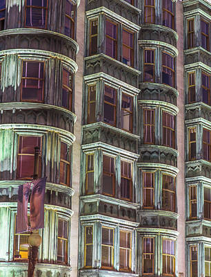 New Years - Facade by Ross Murphy