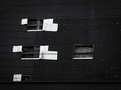 Photograph - Facade by Tim Nichols