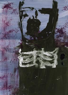Face 5 Original by Luka Matijas