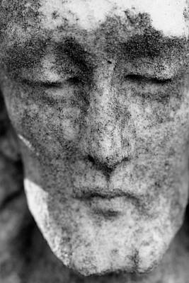 Photograph - Face Of Jesus by Mary Bedy