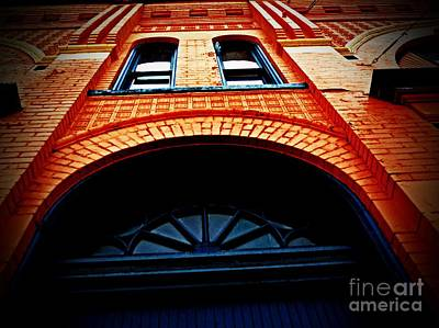 Photograph - Face Of The Building by Desiree Paquette