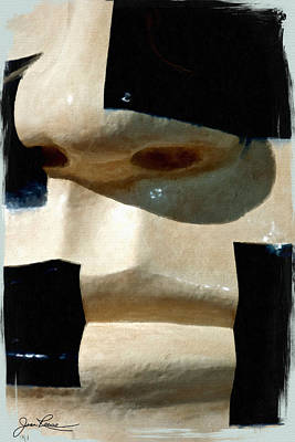 Painting - Face On by Joan Reese