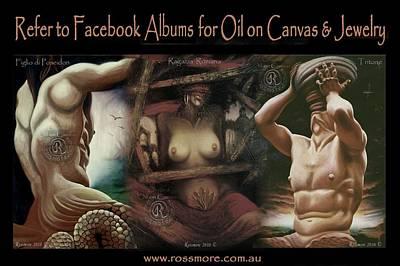 Rossmore Painting - Facebook Albums by Galeria Rossmore