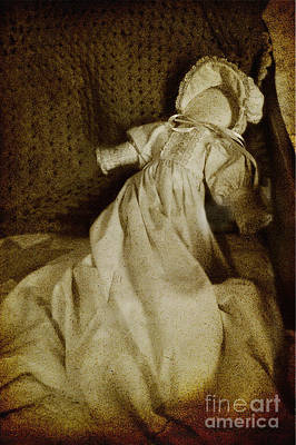 Cloth Doll Photograph - Faceless by Margie Hurwich