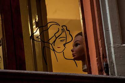 Photograph - Faces by Alex Lapidus