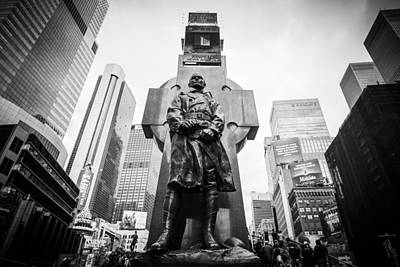 Photograph - Faces Of Nyc by Andrew Kubica