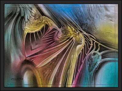Pastel - Facescape '09 by Glenn Bautista