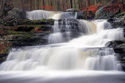 Photograph - Factory Falls by Dawn J Benko