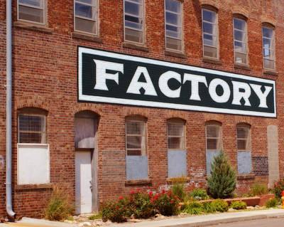 Photograph - Factory by Nikolyn McDonald