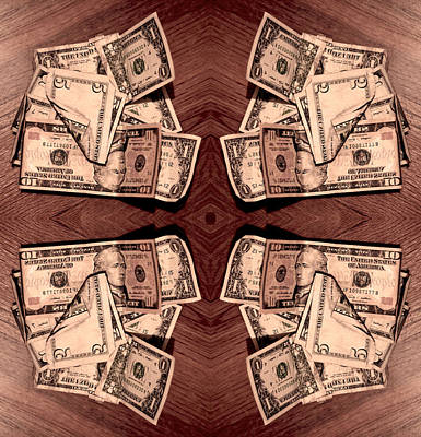 Fade That Currency Axis 2013 Art Print
