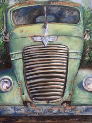 Pastel - Faded Glory by Brenda Salamone