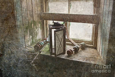 Photograph - Faded Light by Liz  Alderdice