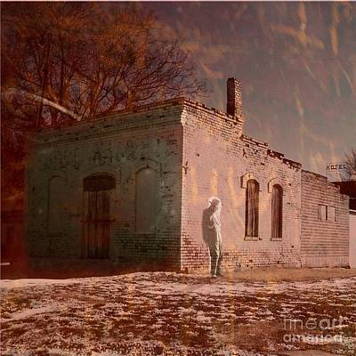 Faded Memories Art Print by Desiree Paquette