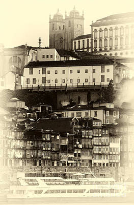Photograph - Faded Porto by John Rizzuto